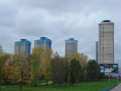 ЖК «Янтарный Город»