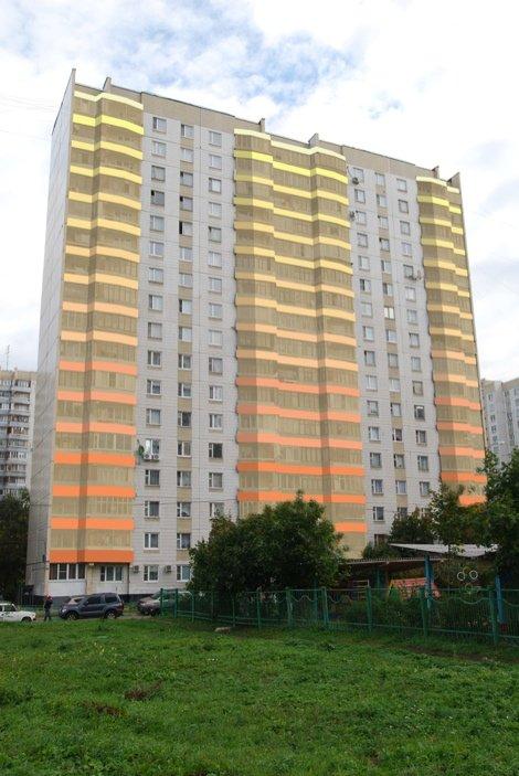 ЖК «Старокачаловская ул, 3»