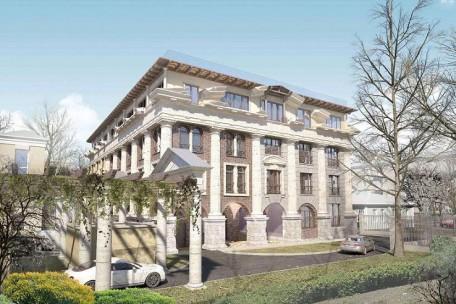 ЖК Palazzo Imperiale («Палаццо Империале»)