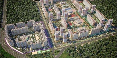 ЖК «Первый Московский город-парк»