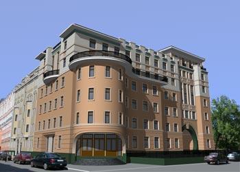 ЖК «Малый Головин переулок, 5-7»