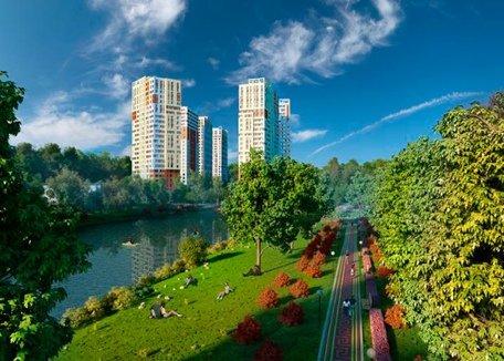 ЖК «Garden Park Эдальго»