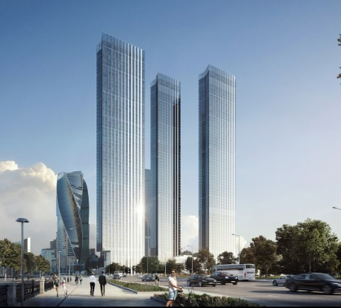 ЖК Capital Towers