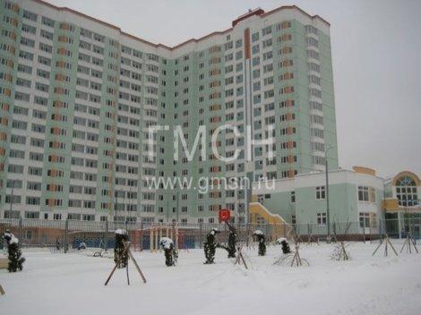 ЖК «Академика Опарина ул, 4»