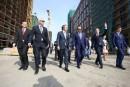 Министры строительства России и Израиля посетили «ЗИЛАРТ»