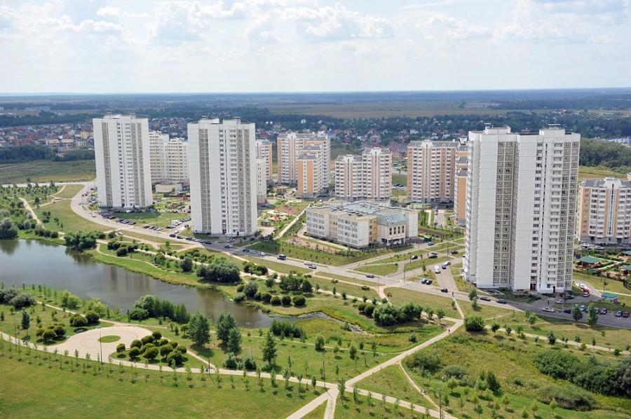 Район Бутово ЮЗАО в Москве