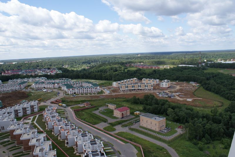 Район Куркино СЗАО в Москве
