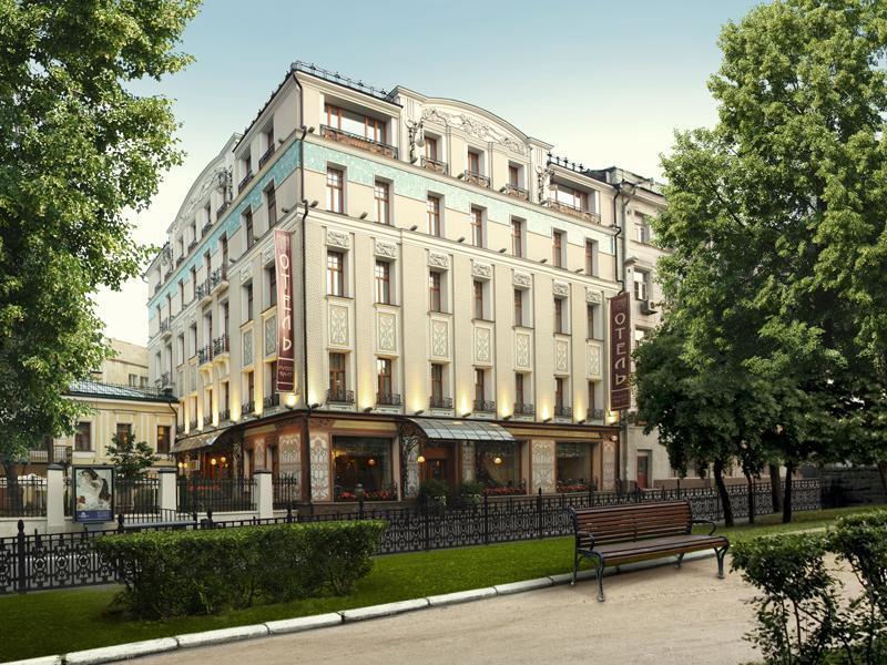 Отель «Руссо Балт» в Москве