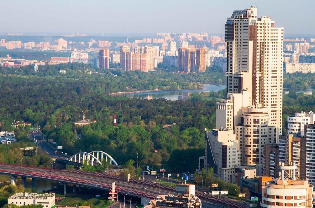 ЖК Континенталь в Москве