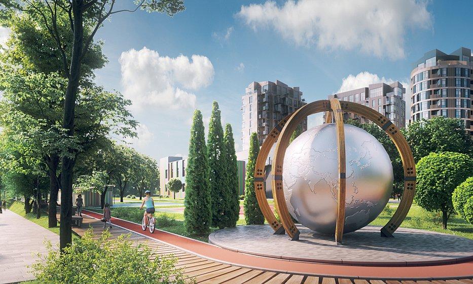 ЖК Russian Design District